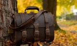 Saddleback Leather Thin Front Pocket Briefcase