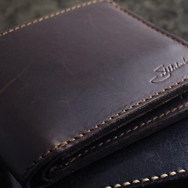 Saddleback leather wallet