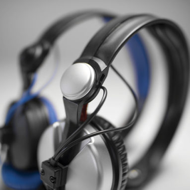 Sennheiser HD25 headphones