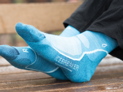 The top 3 best socks for traveling