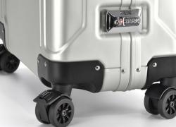 The best carry-on luggage   Zero Halliburton Geo Aluminum 2.0