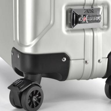 The best carry-on luggage | Zero Halliburton Geo Aluminum 2.0